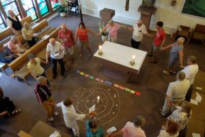2018 Begegnungstreffen Ökumenischer Gottesdienst