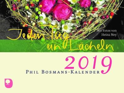 Mit Phil Bosmans durch 2019