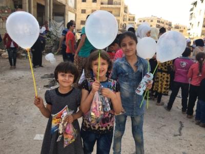 Hoffnung in Syrien
