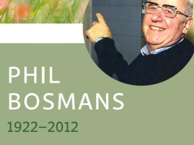 Wer war Phil Bosmans?