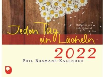 Der Phil-Bosmans-Kalender für 2022